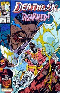 Cover Thumbnail for Deathlok (Marvel, 1991 series) #24