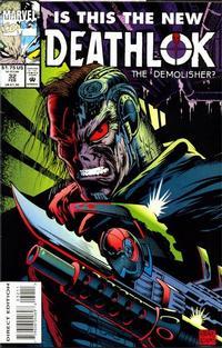 Cover Thumbnail for Deathlok (Marvel, 1991 series) #32