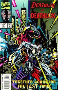 Cover Thumbnail for Deathlok (Marvel, 1991 series) #34