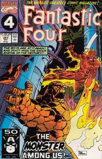 Cover Thumbnail for Fantastic Four (Marvel, 1961 series) #357 [Direct Edition]