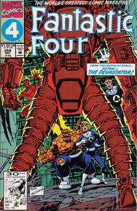 Cover Thumbnail for Fantastic Four (Marvel, 1961 series) #359 [Direct Edition]
