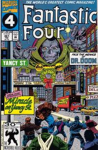 Cover Thumbnail for Fantastic Four (Marvel, 1961 series) #361 [Direct Edition]