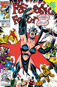 Cover Thumbnail for Fantastic Four (Marvel, 1961 series) #369 [Direct Edition]