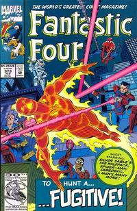 Cover Thumbnail for Fantastic Four (Marvel, 1961 series) #373 [Direct Edition]