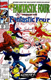 Cover Thumbnail for Fantastic Four (Marvel, 1961 series) #374 [Direct]
