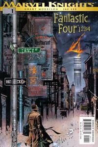 Cover Thumbnail for Fantastic Four: 1234 (Marvel, 2001 series) #1