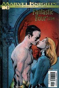 Cover Thumbnail for Fantastic Four: 1234 (Marvel, 2001 series) #2