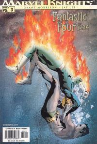 Cover Thumbnail for Fantastic Four: 1234 (Marvel, 2001 series) #3
