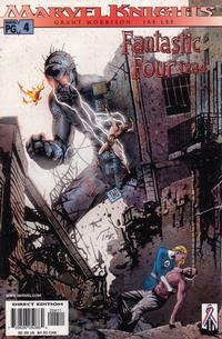 Cover Thumbnail for Fantastic Four: 1234 (Marvel, 2001 series) #4