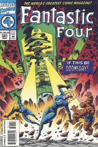 Cover Thumbnail for Fantastic Four (Marvel, 1961 series) #391 [Direct Edition]