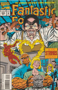 Cover Thumbnail for Fantastic Four (Marvel, 1961 series) #393 [Direct Edition]