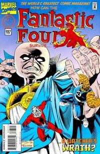 Cover Thumbnail for Fantastic Four (Marvel, 1961 series) #397 [Direct Edition]