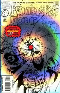 Cover Thumbnail for Fantastic Four (Marvel, 1961 series) #400 [Direct Edition]