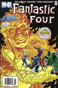 Cover Thumbnail for Fantastic Four (Marvel, 1961 series) #401 [Newsstand]