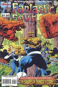 Cover for Fantastic Four (Marvel, 1961 series) #403 [Newsstand Edition]