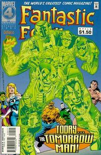 Cover Thumbnail for Fantastic Four (Marvel, 1961 series) #405 [Direct Edition]