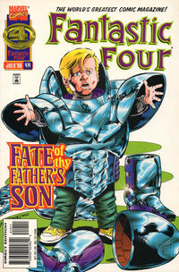 Cover Thumbnail for Fantastic Four (Marvel, 1961 series) #414 [Direct Edition]