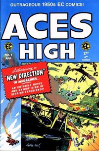 Cover Thumbnail for Aces High (Gemstone, 1999 series) #1