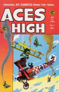 Cover Thumbnail for Aces High (Gemstone, 1999 series) #2