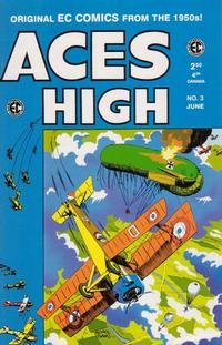 Cover Thumbnail for Aces High (Gemstone, 1999 series) #3