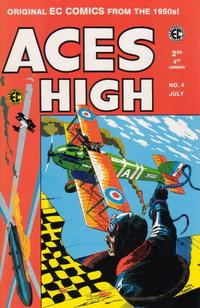 Cover Thumbnail for Aces High (Gemstone, 1999 series) #4