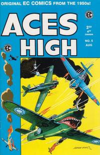 Cover Thumbnail for Aces High (Gemstone, 1999 series) #5