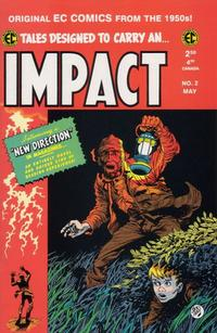 Cover Thumbnail for Impact (Gemstone, 1999 series) #2
