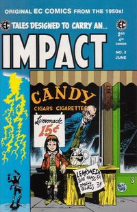 Cover Thumbnail for Impact (Gemstone, 1999 series) #3