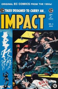 Cover Thumbnail for Impact (Gemstone, 1999 series) #5