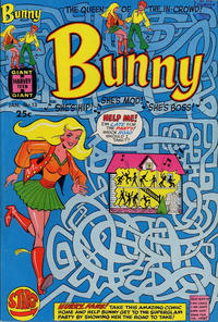 Cover Thumbnail for Bunny (Harvey, 1966 series) #13
