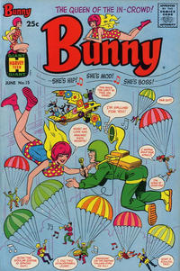Cover Thumbnail for Bunny (Harvey, 1966 series) #15
