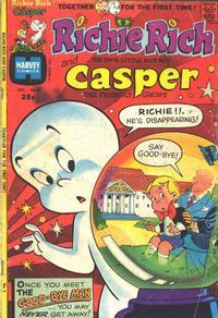 Cover Thumbnail for Richie Rich & Casper (Harvey, 1974 series) #3