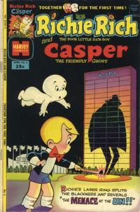 Cover Thumbnail for Richie Rich & Casper (Harvey, 1974 series) #5