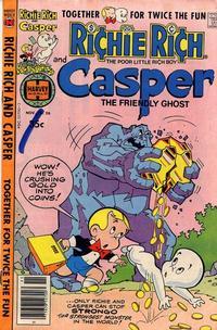 Cover Thumbnail for Richie Rich & Casper (Harvey, 1974 series) #26