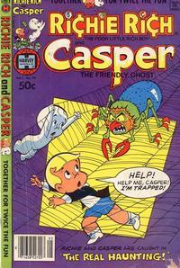 Cover Thumbnail for Richie Rich & Casper (Harvey, 1974 series) #39