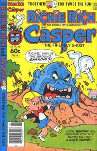 Cover Thumbnail for Richie Rich & Casper (Harvey, 1974 series) #42