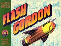 Cover Thumbnail for Flash Gordon: The Daily Strips (Kitchen Sink Press, 1992 series) #1