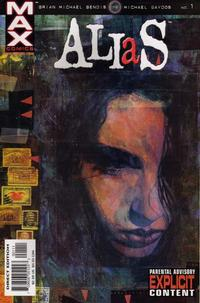 Cover for Alias (Marvel, 2001 series) #1
