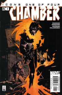 Cover Thumbnail for Chamber (Marvel, 2002 series) #1