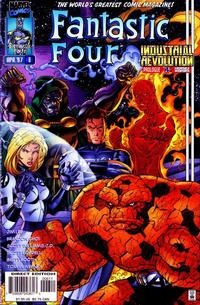 Cover Thumbnail for Fantastic Four (Marvel, 1996 series) #6 [Direct Edition]
