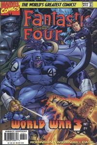 Cover Thumbnail for Fantastic Four (Marvel, 1996 series) #13 [Direct Sales Edition]