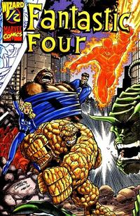 Cover Thumbnail for Fantastic Four (Marvel; Wizard, 1998 series) #1/2