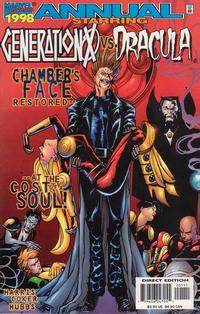 Cover Thumbnail for Generation X / Dracula '98 (Marvel, 1998 series)