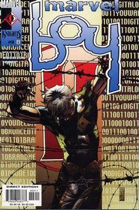 Cover Thumbnail for Marvel Boy (Marvel, 2000 series) #3