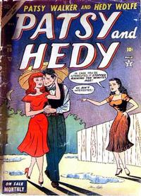 Cover Thumbnail for Patsy and Hedy (Marvel, 1952 series) #20