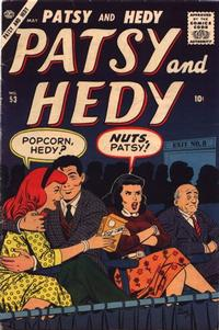 Cover Thumbnail for Patsy and Hedy (Marvel, 1952 series) #53