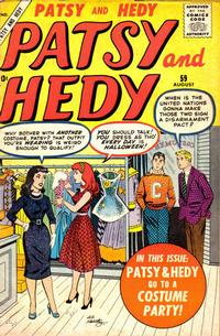 Cover Thumbnail for Patsy and Hedy (Marvel, 1952 series) #59