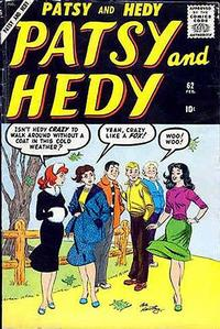 Cover Thumbnail for Patsy and Hedy (Marvel, 1952 series) #62