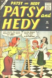 Cover Thumbnail for Patsy and Hedy (Marvel, 1952 series) #64