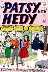 Cover Thumbnail for Patsy and Hedy (Marvel, 1952 series) #87